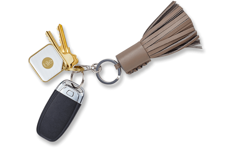 Tile Style on car keys