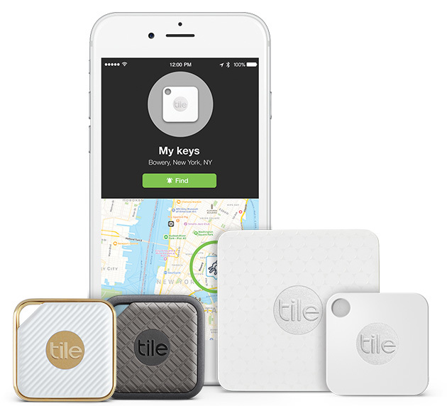 manage your tiles ring your things and locate lost items with tileu0027s app
