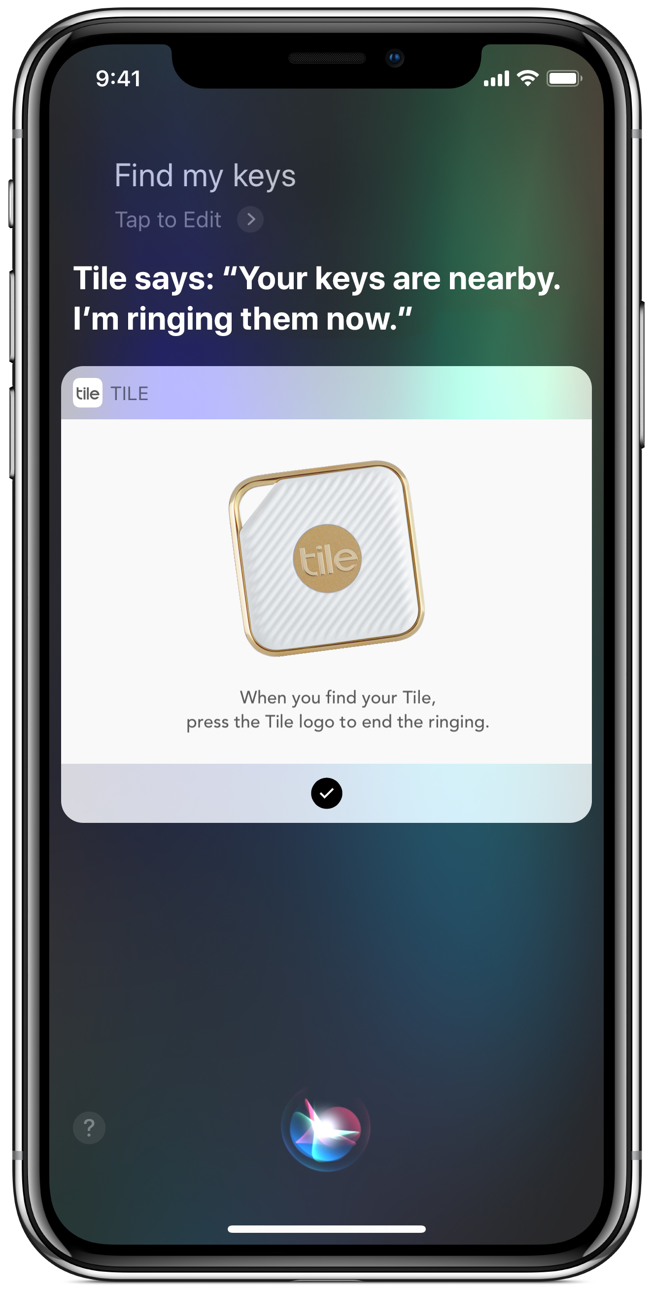 Find My Keys >> Now Siri Can Help Tile Find Your Stuff Tile
