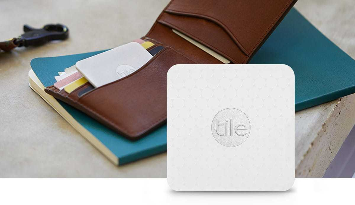 Tile Slim In Wallet