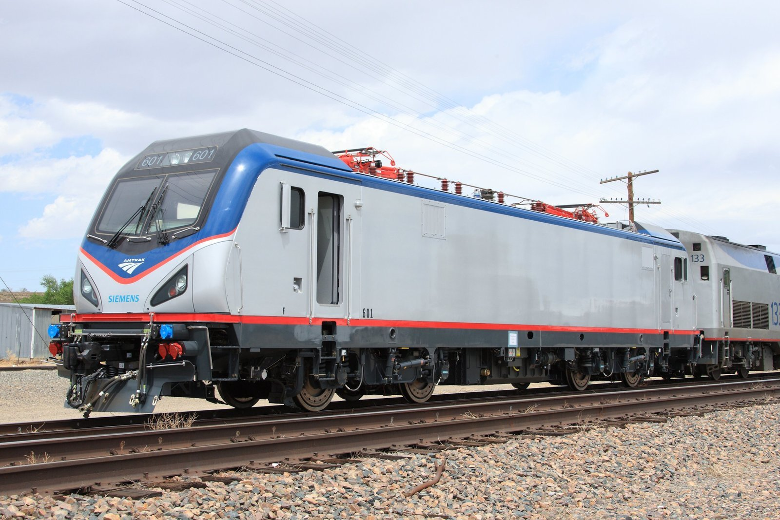 Amtrak Acs 64 601