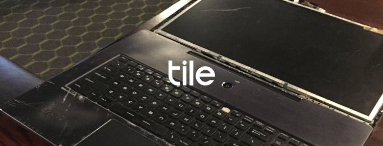 Lost Your Laptop Tile App